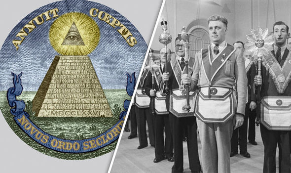 REVEALED: Inside the 5 secret societies that REALLY control the world…