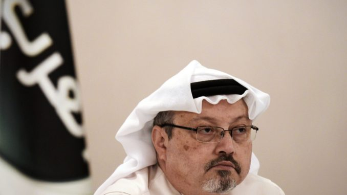 Jamal Khashoggi Was About To Expose Saudi Use Of Banned Chemical Weapons In Yemen