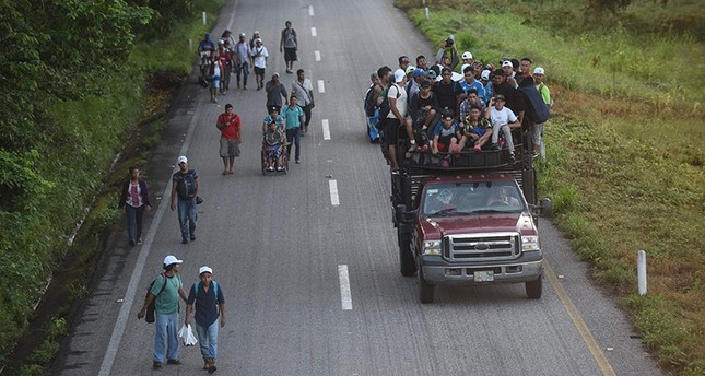 Pentagon To Send Hundreds Of Troops To The US-Mexico Border