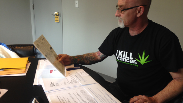 Man Cures Terminal Lung Cancer With Cannabis Oil