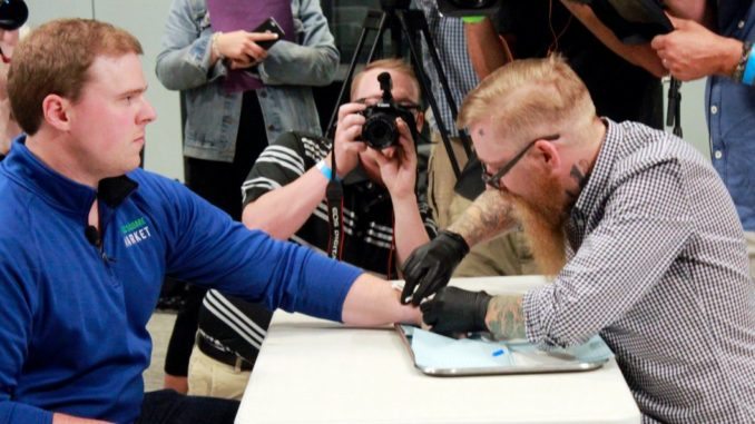 Sweden Becomes World's Most Microchipped Nation