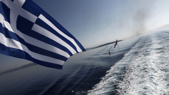 Choppy waters for Greek shipping sector. How's Trumps Iran sanctions could hurt it in shipping.