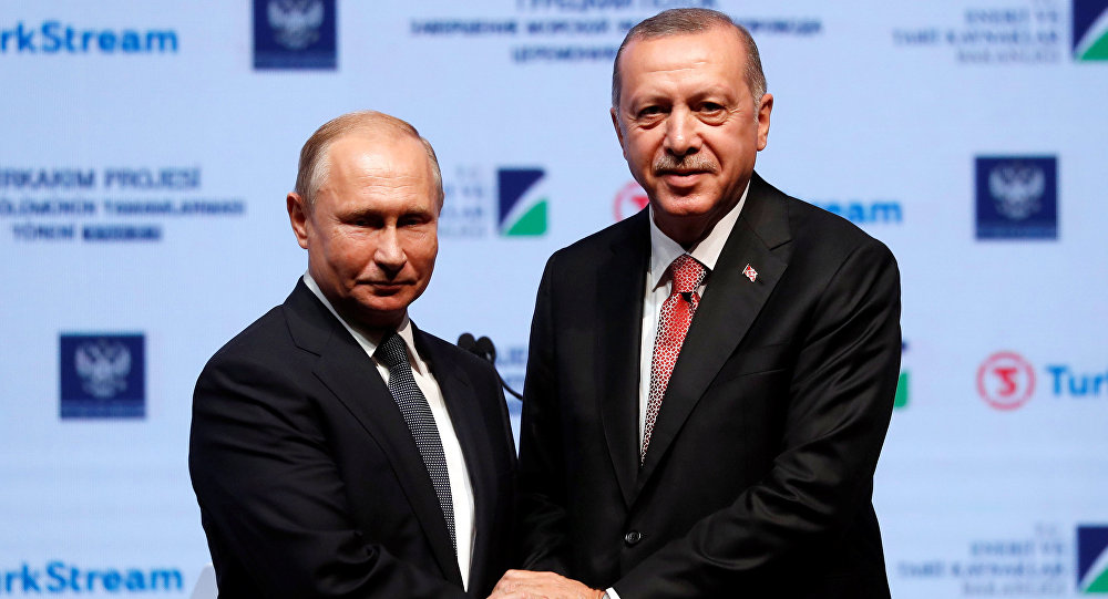Projects Like TurkStream Not Directed Against Anyone – Putin