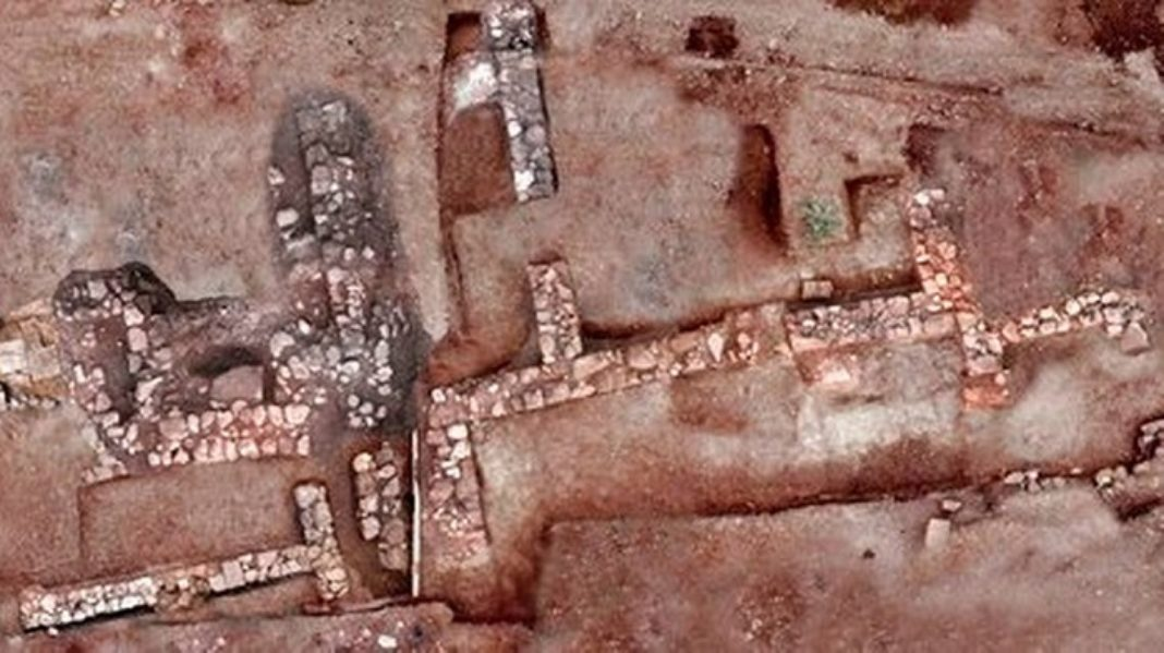 Ancient City of Tenea Unearthed in Greece
