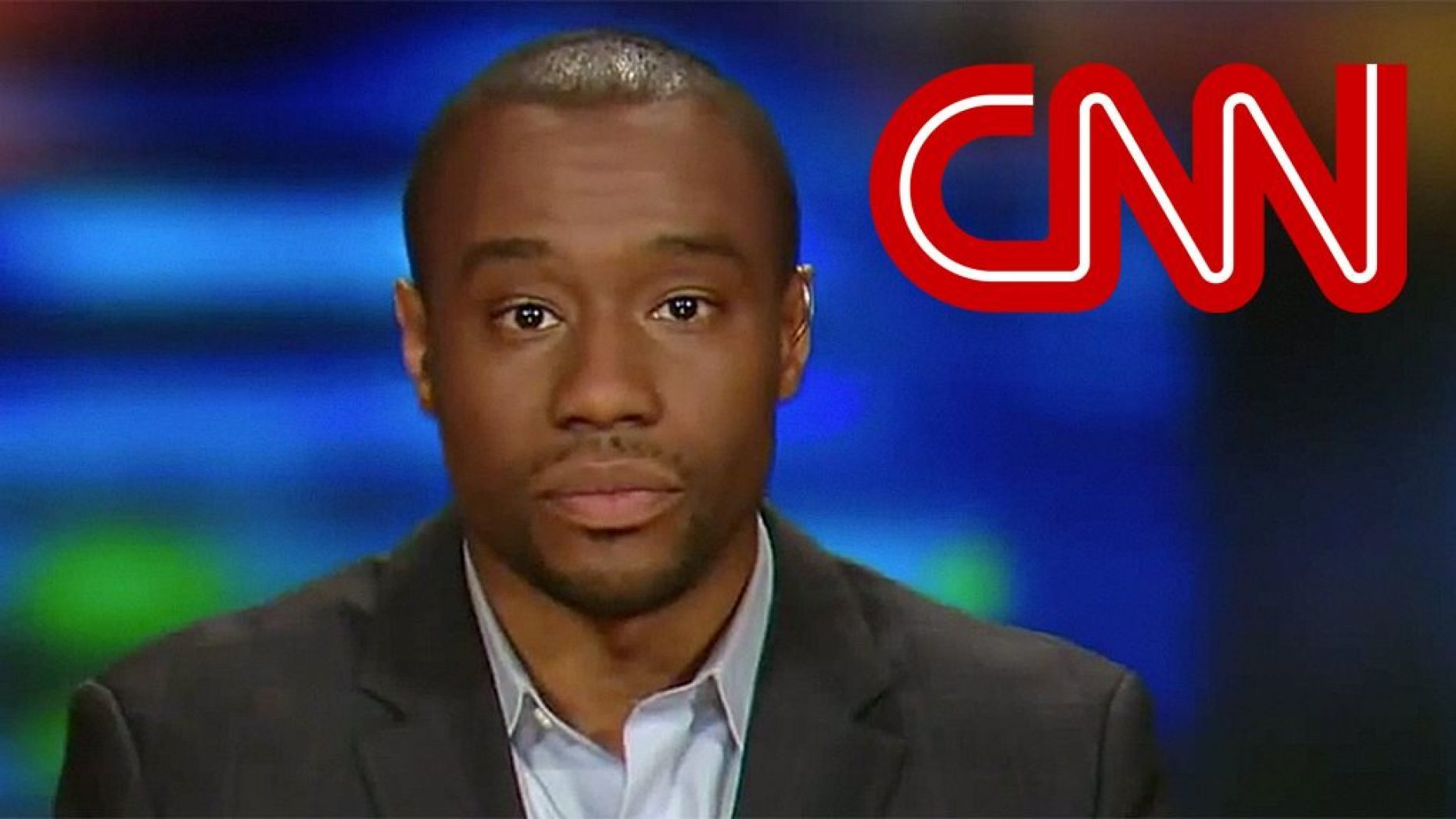 SUPPORT TRUTH-TELLER Marc Lamont from CNN who's being PERSECUTED by radical Jews!