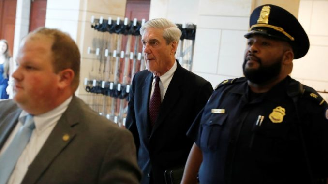 Bombshell: Robert Mueller Under Criminal Investigation
