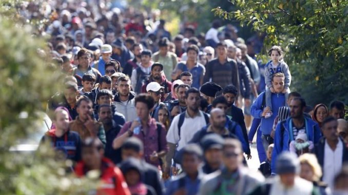 UN Global Pact Vows To Open Borders, Make Migration a 'Human Right'