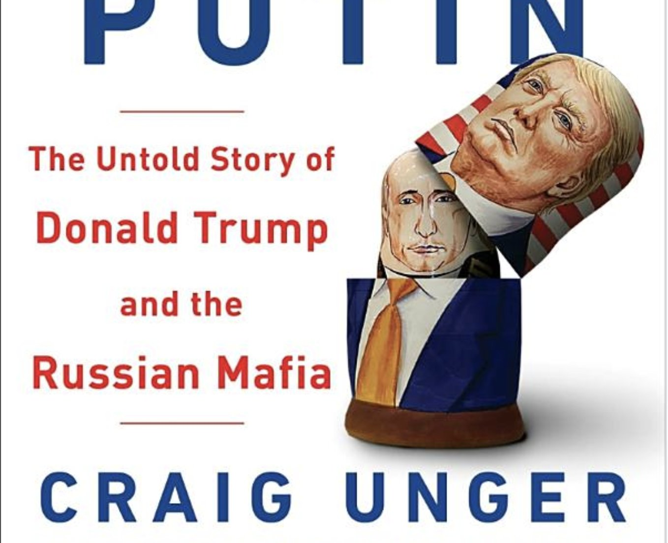 "Israel: Trump and the ""Russian"" Mafia – House of Trump, House of Putin: The Untold Story of Donald Trump and the Russian Mafia"