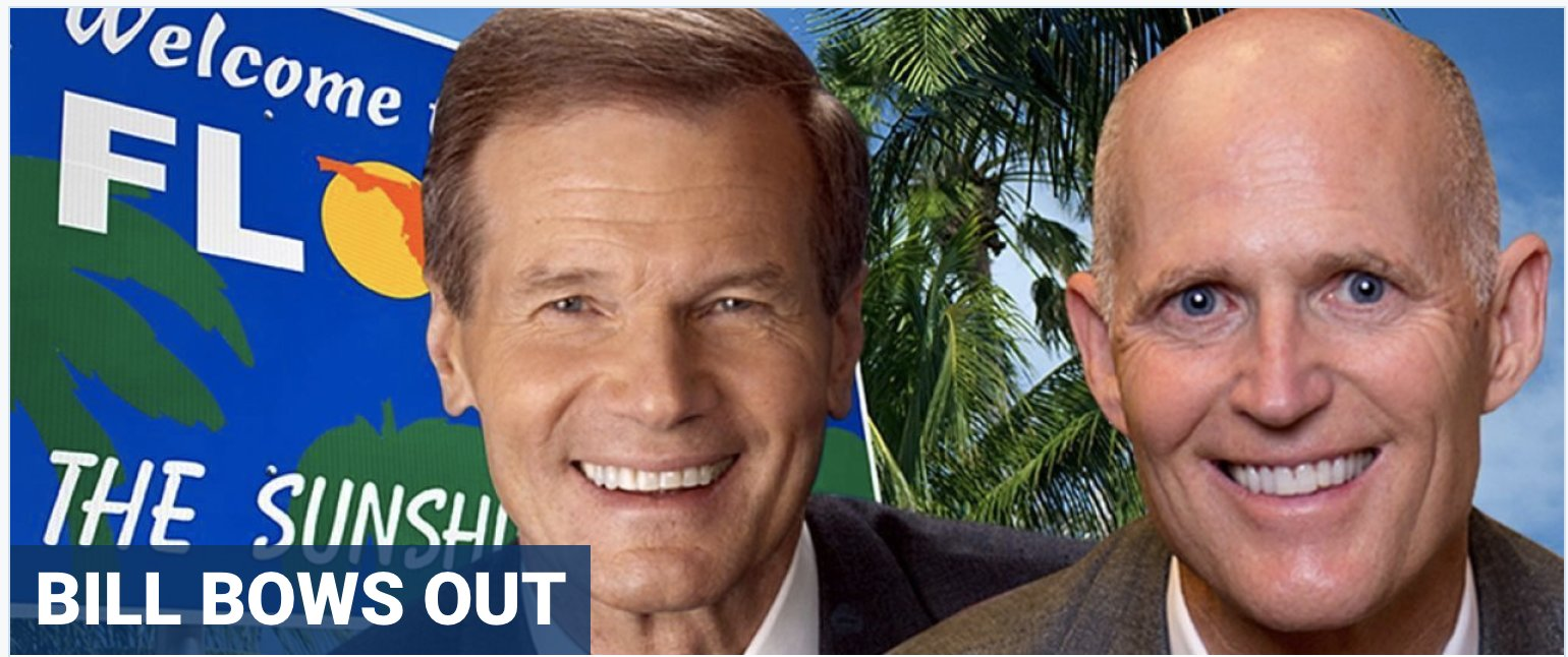Democrat Bill Nelson concedes defeat to GOP's Rick Scott after recount, bitter Florida race