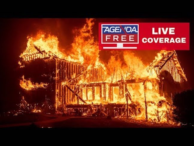1,276 Missing in Camp Fire – LIVE BREAKING NEWS COVERAGE