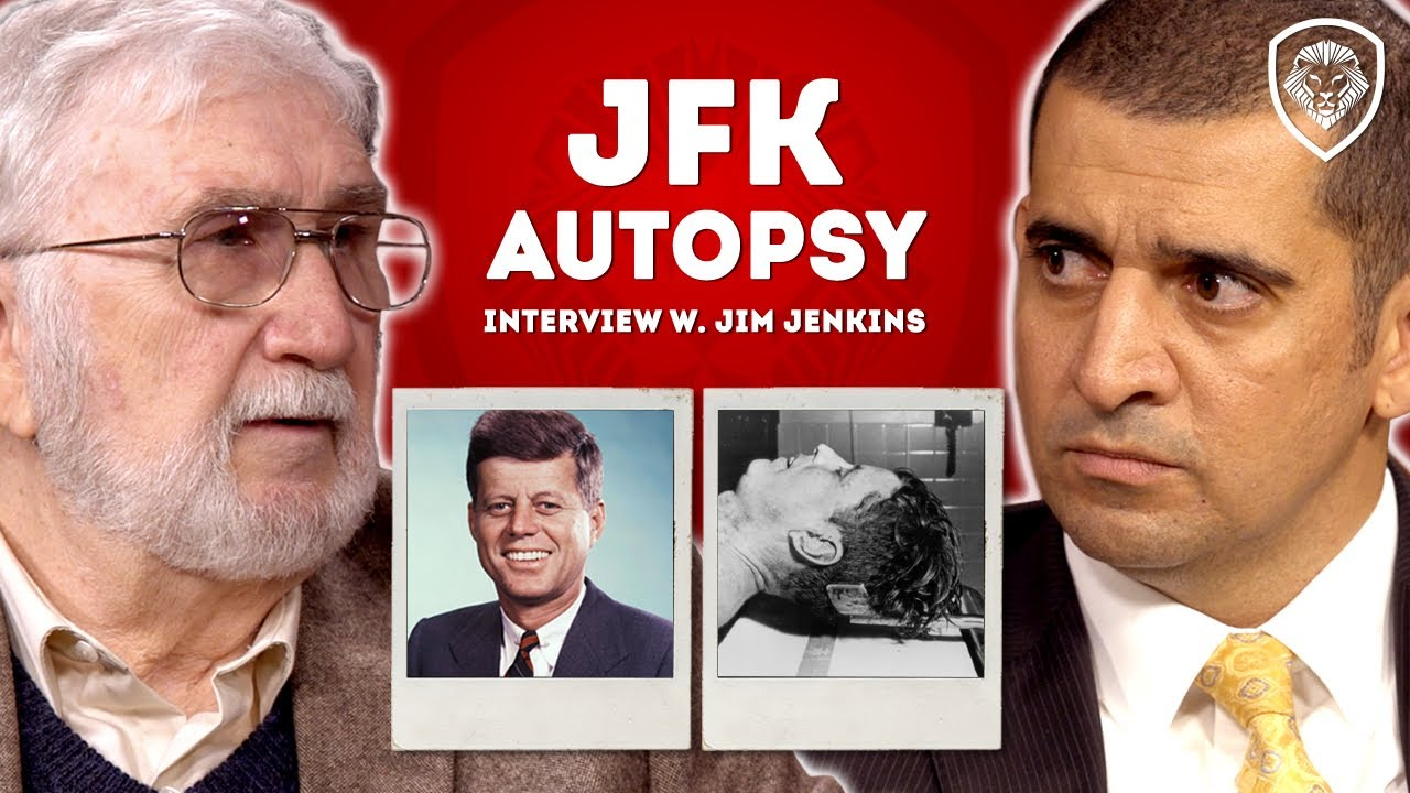 JFK Assassination Autopsy Details Revealed After 55 Years By the Man Who Did It, Jim Jenkins!