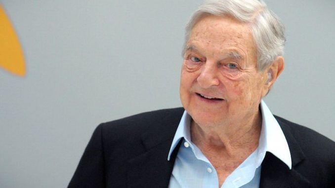Soros Provides Migrants With Prepaid Debit Cards To Fund Illegal Journeys