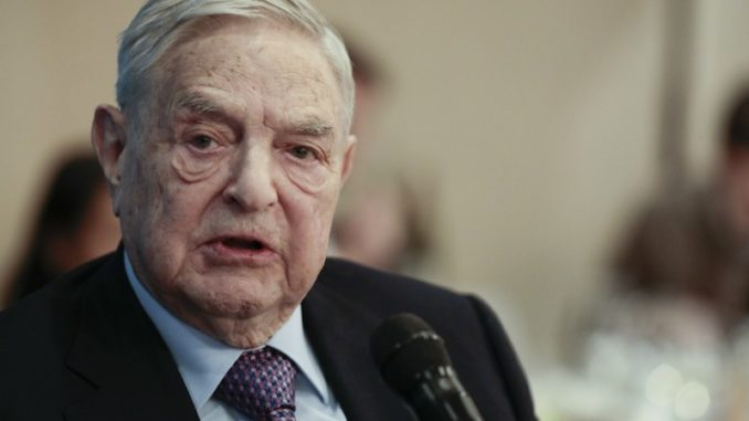 Soros Foundation Kicked Out Of Turkey For 'Meddling In Democracy'
