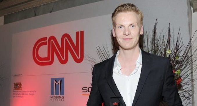 CNN Journalist of the Year Faces Jail After Stealing Donations for Syrian Kids