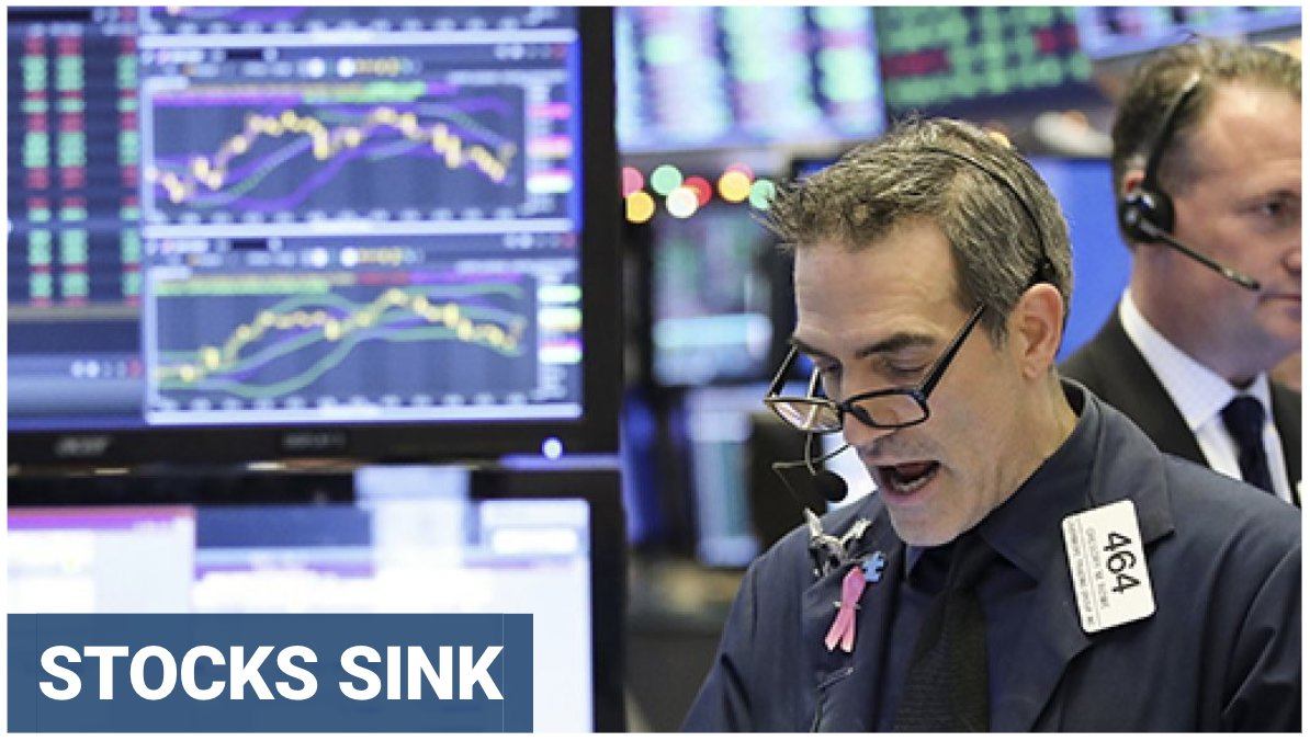 Dow plummets nearly 800 on recession fears, US-China uncertainty