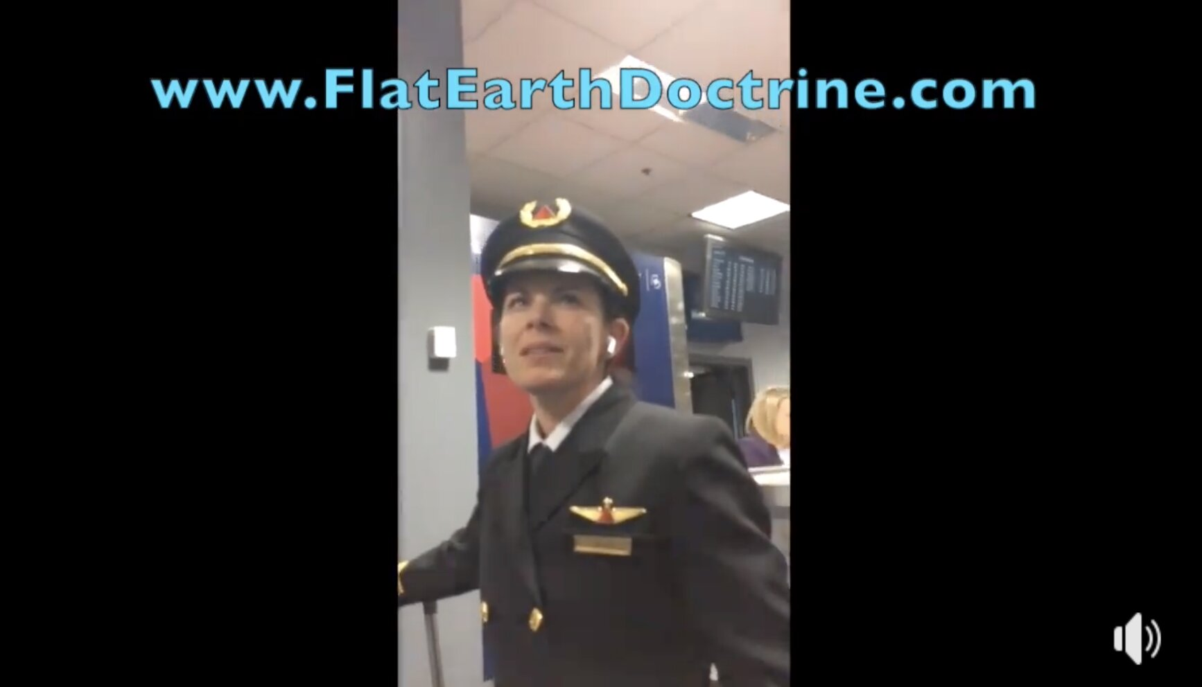 Commercial Pilot unknowingly ADMITS Flat Earth…!!!