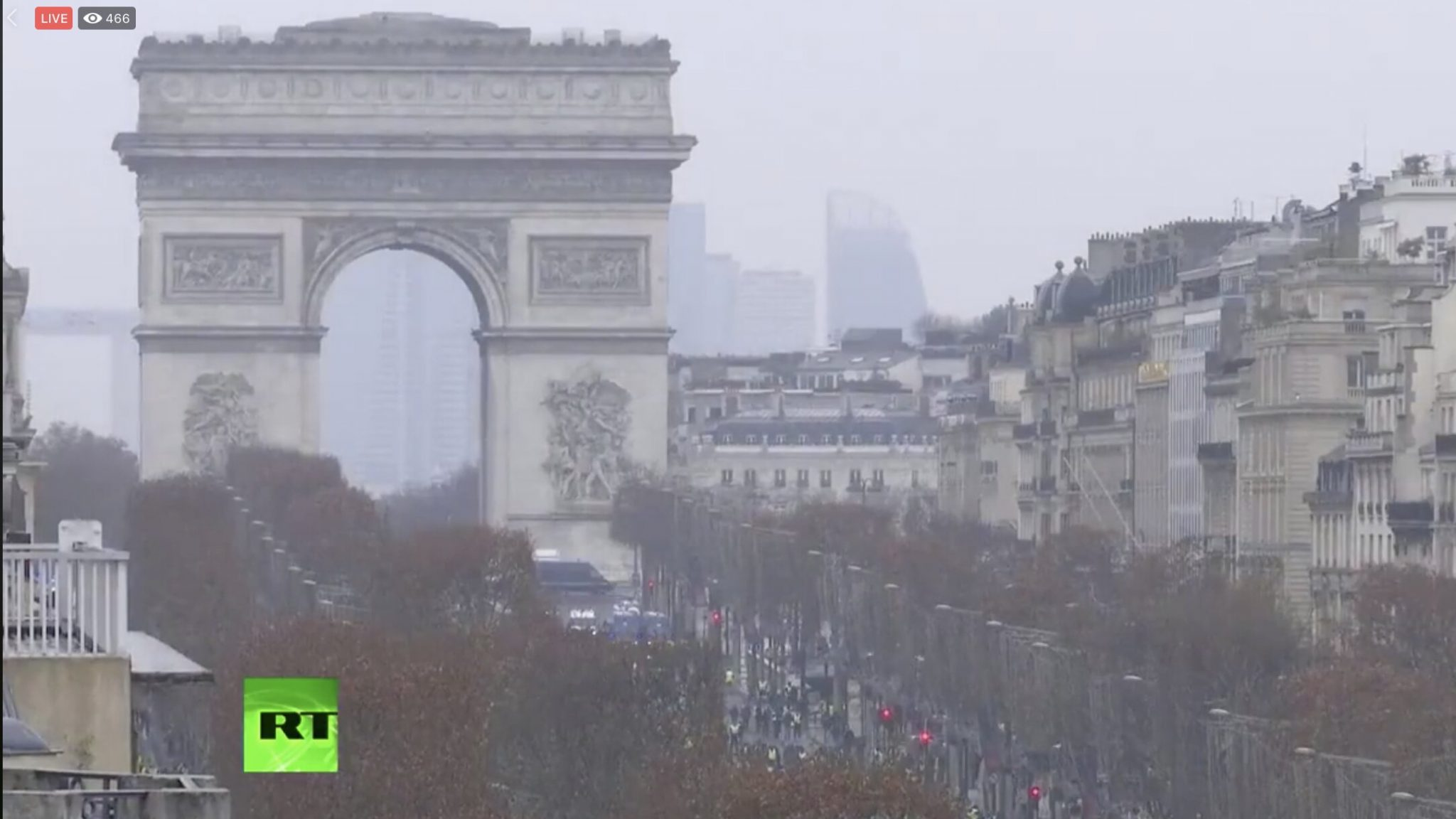 Yellow Vests march under 'Macron resign' motto – Κίτρινα Γιλέκα: «Παραιτήσου Μακρόν!»