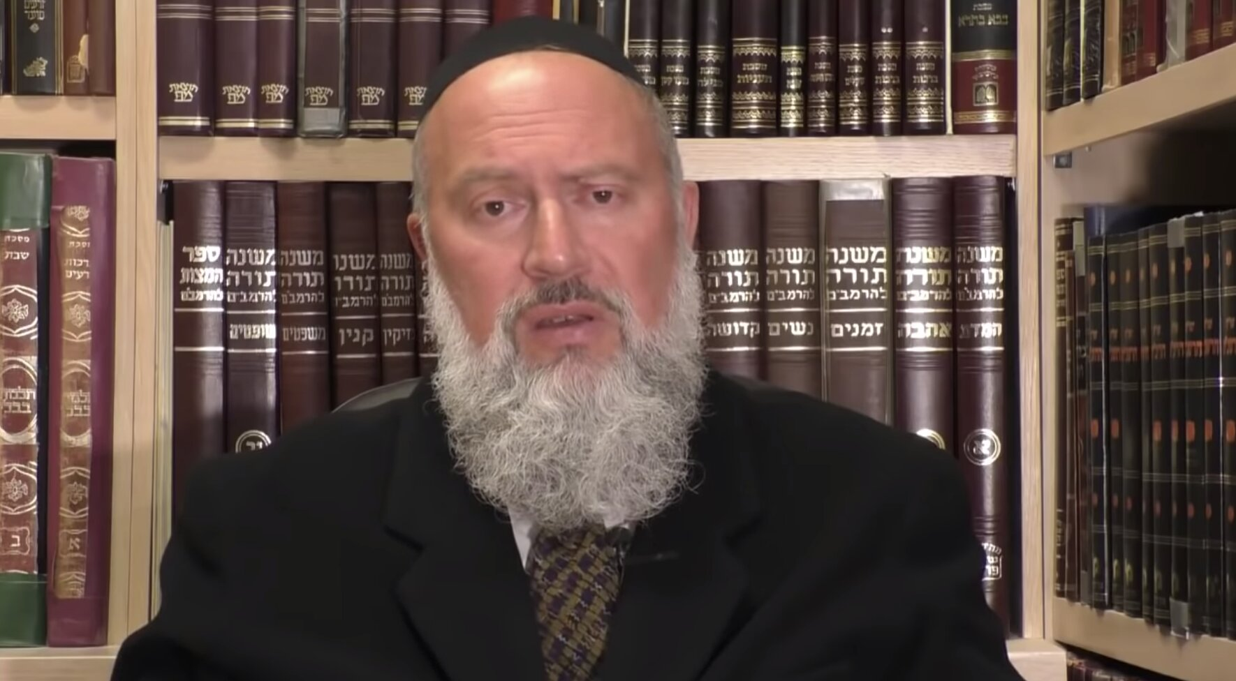 "Rabbi: ""Biological Jews behind Open Borders for White Countries"""