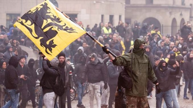 Belgians Rise Up & Overthrow Gov't For Signing UN Global Migration Pact