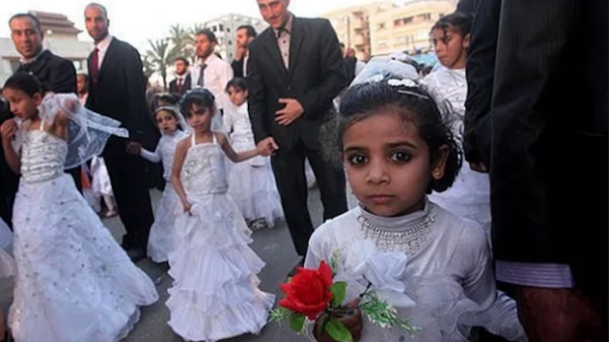 Germany Legalizes Child Marriage/PEDOPHILIA for Followers of Sharia Law