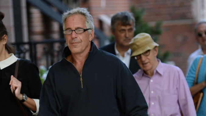 Judge Lets Epstein Walk Free After Paying Off Child Rape Victims