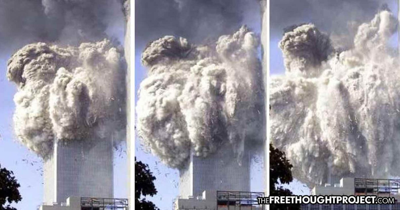 For the First Time Since 9/11, Federal Gov't Takes Steps to Prosecute the Use of Explosives to Destroy WTCs