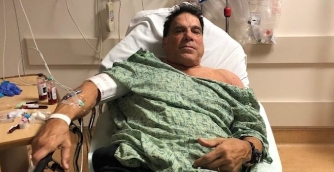 'Incredible Hulk' Star Hospitalized After Routine Vaccination