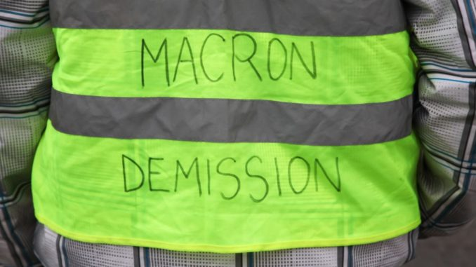 France Braces Itself For Massive 'Macron Resign' Protest On Saturday