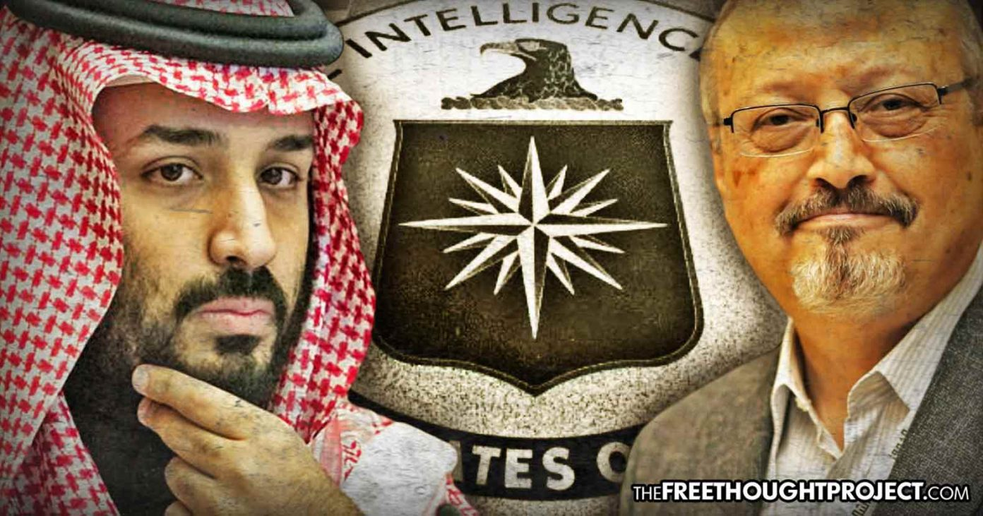 CIA Intercept Reveals Saudi Crown Prince Sent 11 Messages to Khashoggi Hit Team Hours Before Murder