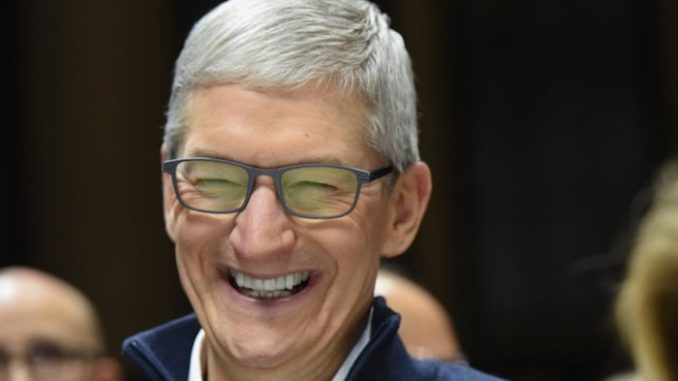 Tim Cook: 'Conspiracy Theorists' Must Be Banished From The Internet