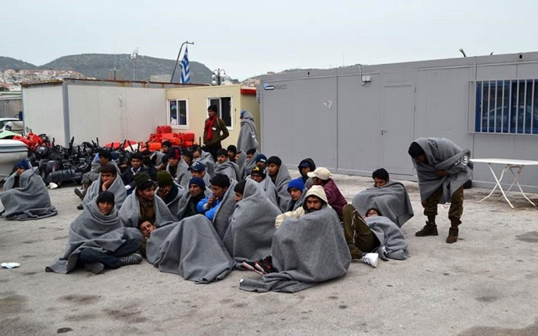 Greece Records Three-Fold Rise in Migrant Arrivals Through Land Border