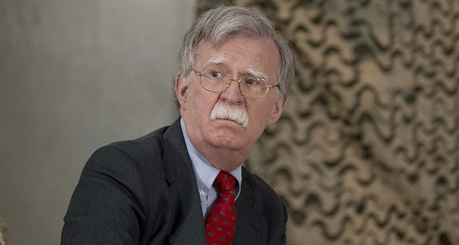 Bolton departs Turkey without meeting with Erdoğan