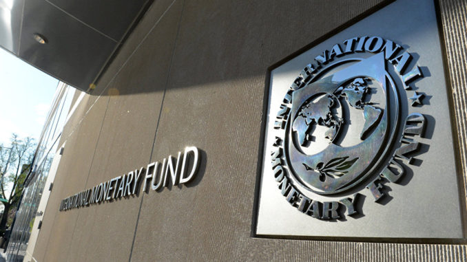 IMF Reveals That Cryptocurrency Is 'New World Order' End Game