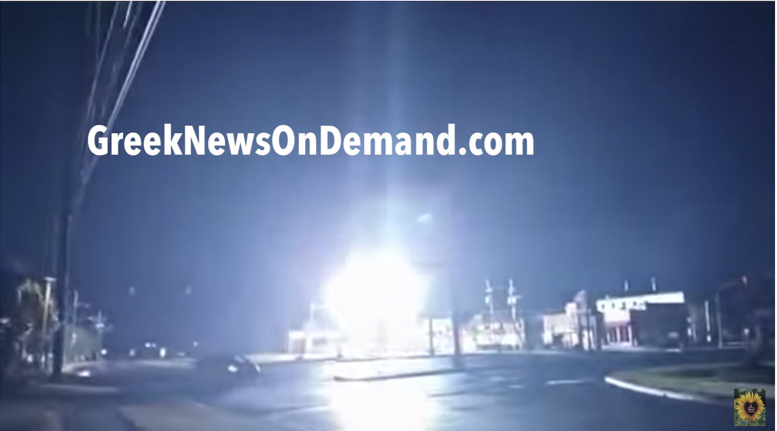 WATCH Kennar, Louisianna get TORCHED by DIRECTED ENERGY WEAPONS! (DEW)!!!