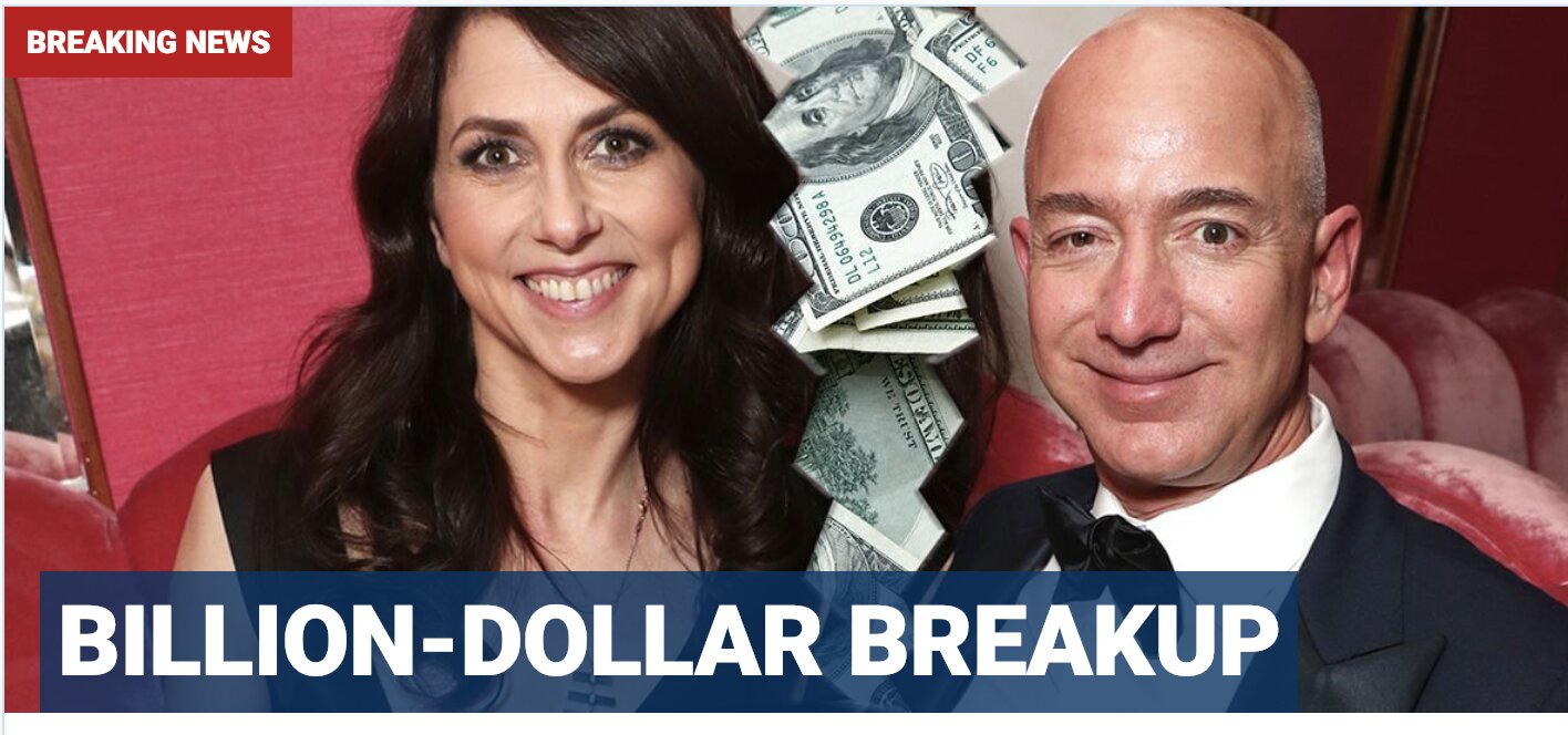 Amazon founder Bezos, wife to divorce in what could be the most expensive split of all time
