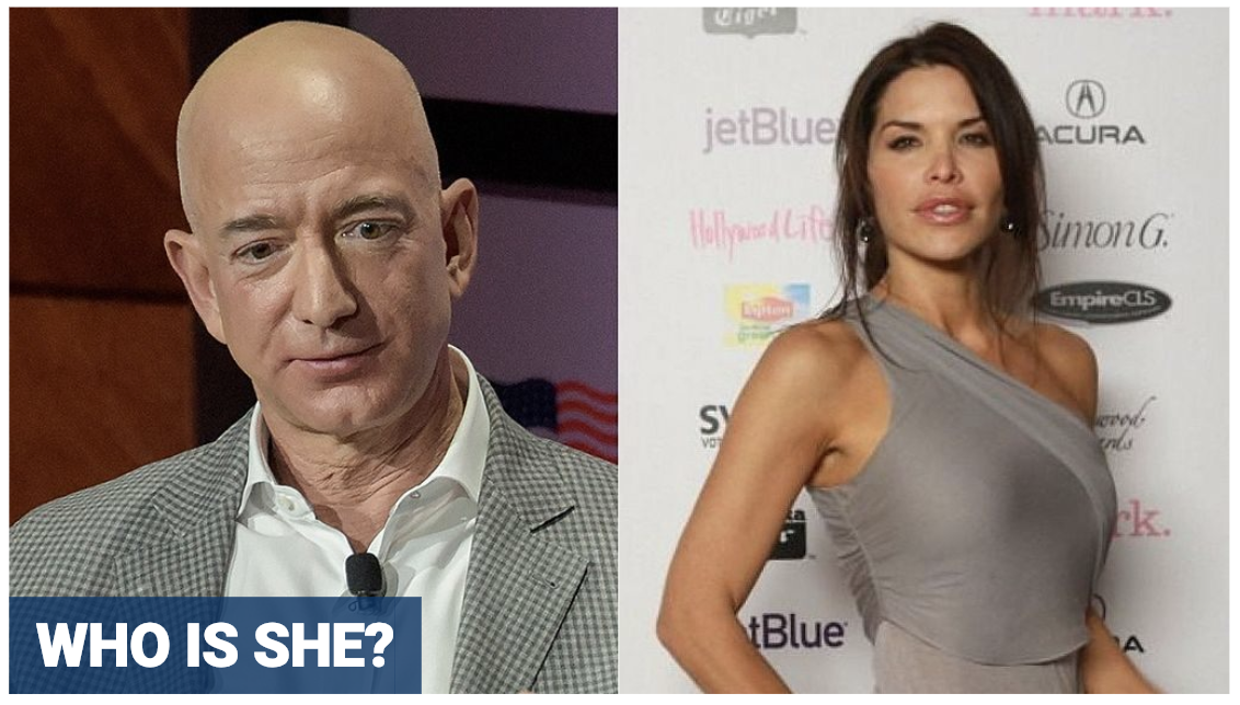 STUNNING PICS: Bezos' gal pal has Hollywood cred
