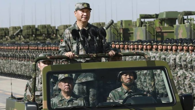 "President Xi Orders Chinese Army to ""Prepare for World War 3"""