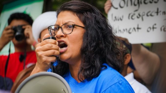 Foul-Mouthed Congresswoman Rashida Tlaib Was Funded by George Soros