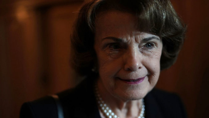 Dianne Feinstein Promises Nationwide 'Assault Weapons' Ban