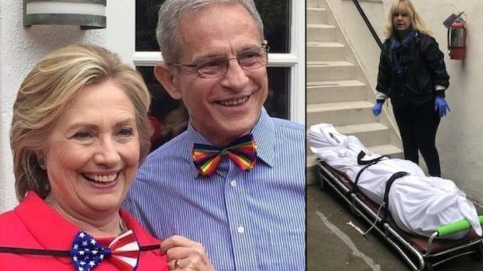 Another Rent Boy Found Dead at Clinton Donor's Home