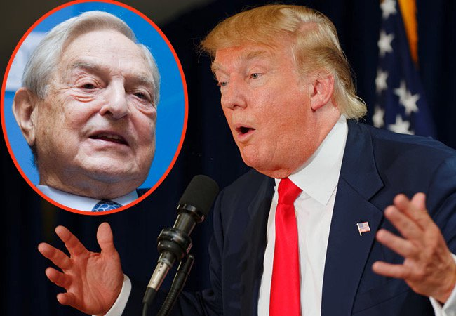 Trump's gov't subsidizes Soros Radical Leftist Agenda Worldwide, New Judicial Watch Special Report Shows