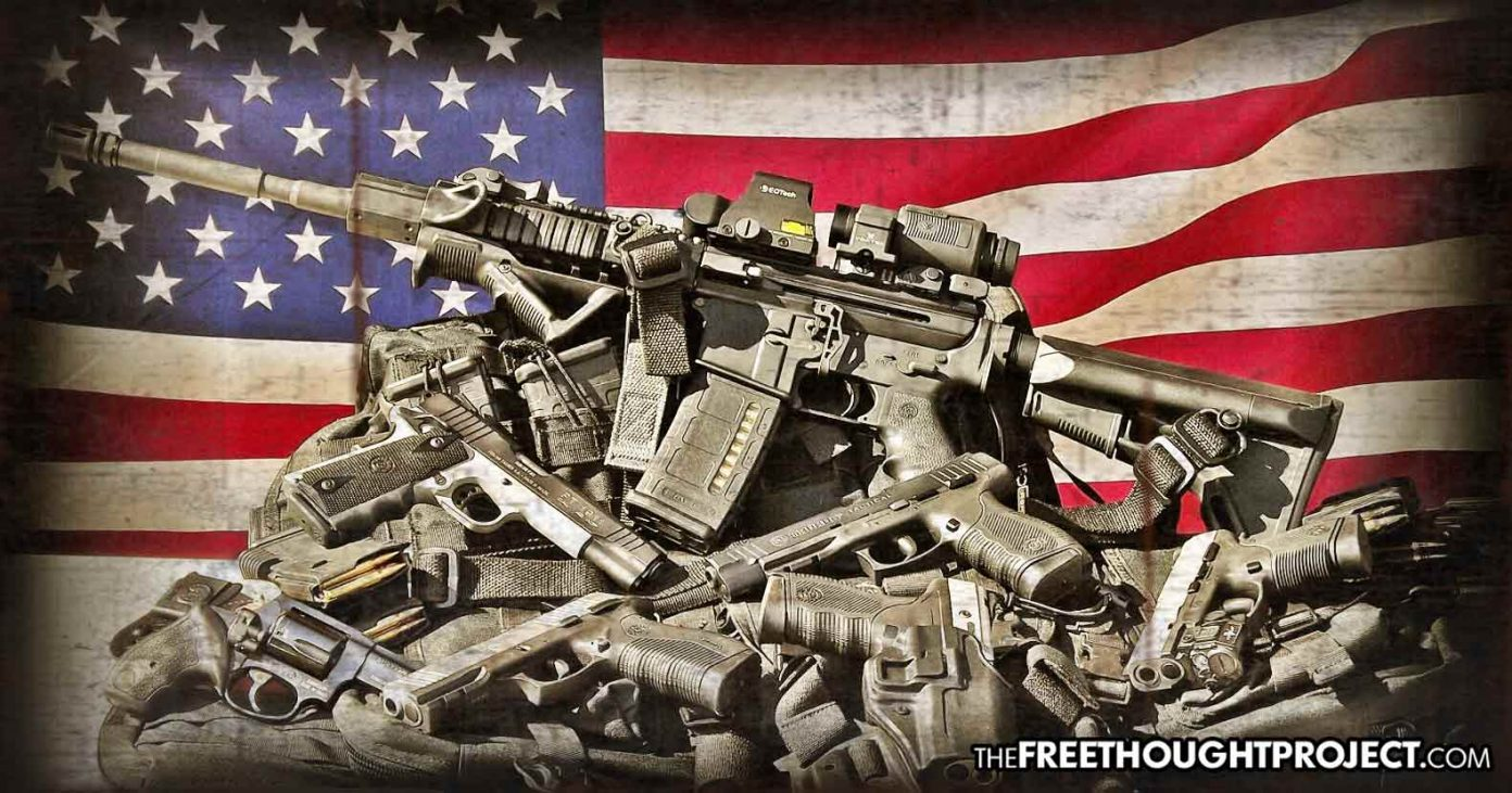 Time to Pay Attention: Democrats and Republicans Joining Forces to Push Gun Confiscation