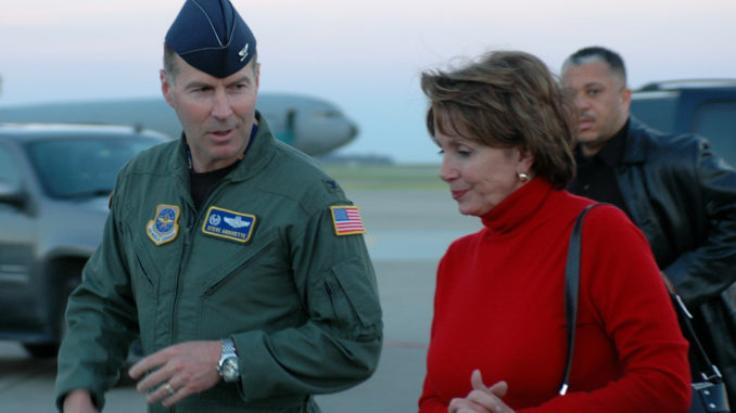 Nancy Pelosi Allowed Family to Use Air Force One, Documents Reveal