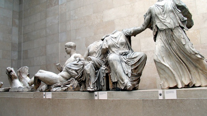 """British Museum Director: """"Greece Not Legal Owner of Parthenon Marbles"""""""