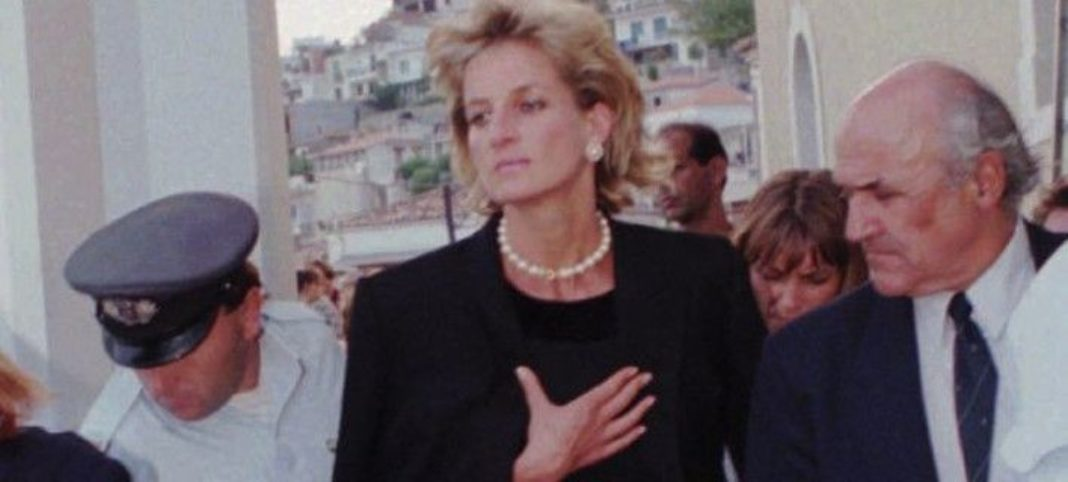 """When Princess Diana Flew to Greece For Her """"Dear Friend"""" (video)"""