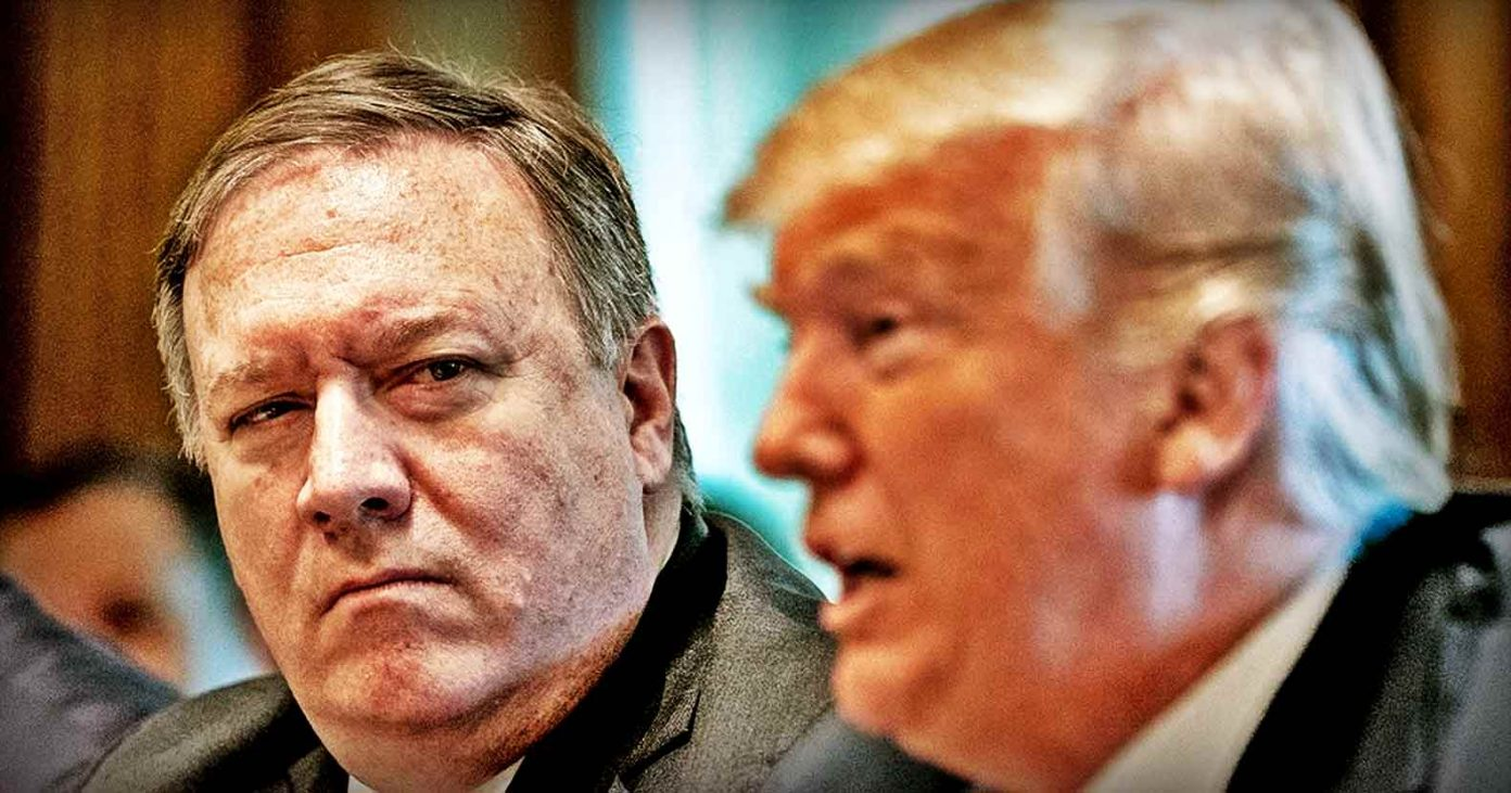What Troop Withdrawal? Mike Pompeo Says Trump Willing to Take Military Action in Syria