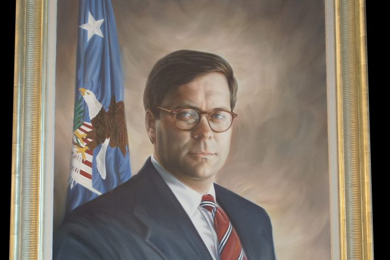 CIA Covert Operative William Barr Nominated by Trump for Attorney General. His Role in the Iran Contra Affair
