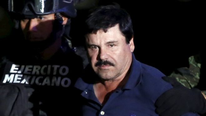 El Chapo trial: Mexican drug lord Joaquín Guzmán found guilty