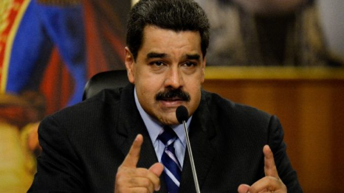 Maduro Says US Want Regime Change In Venezuela Because Of It's Oil, Gas & Gold