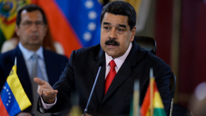 "Maduro Warns Of ""Vietnam Like War"" If The U.S. Intervenes In Venezuela"